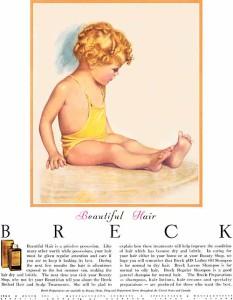 Breck Shampoo