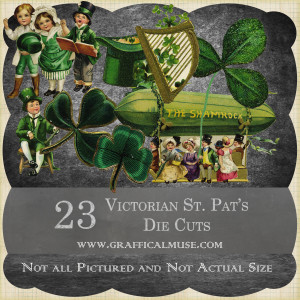 Free Vintage St. Patrick's Day Images