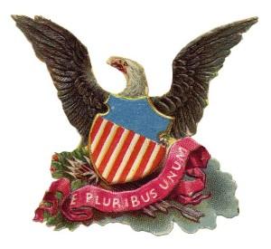Vintage Patriotic Clip Art