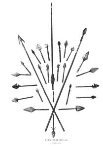Vintage Clip Art Arrows