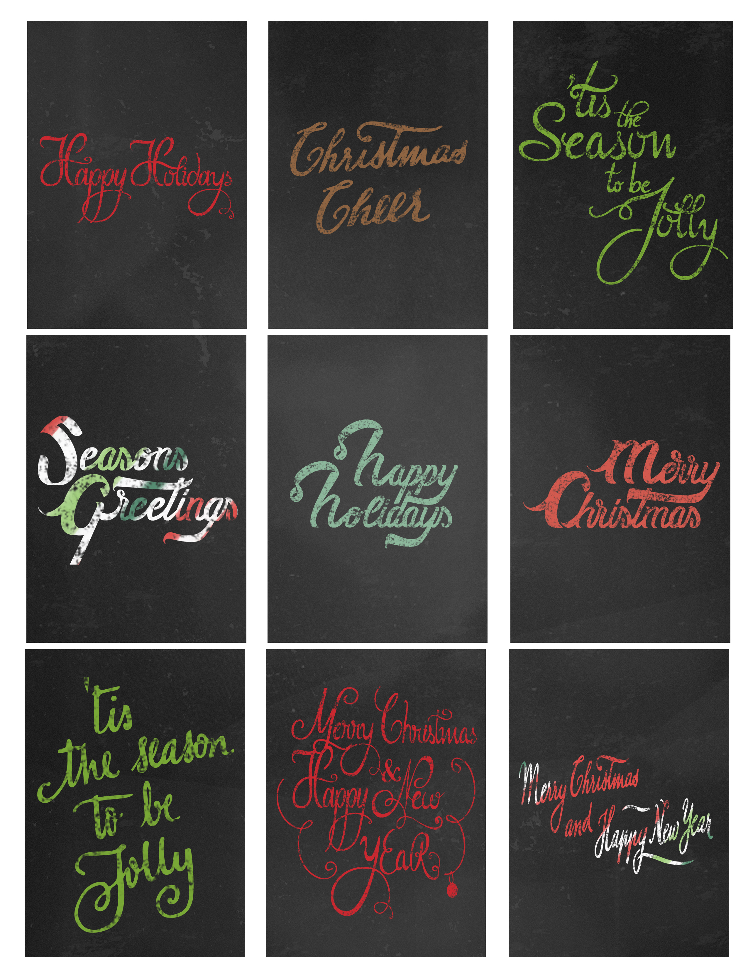 Christmas Gift Tags Printable/page/2 | Search Results | Calendar 2015 ...