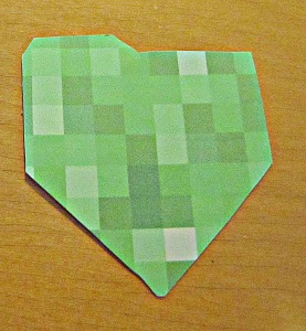 Minecraft Creeper Corner Bookmark (2)