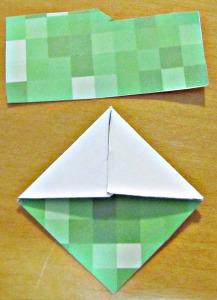 Minecraft Creeper Corner Bookmark (3)