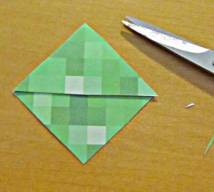 Minecraft Creeper Corner Bookmark (4)