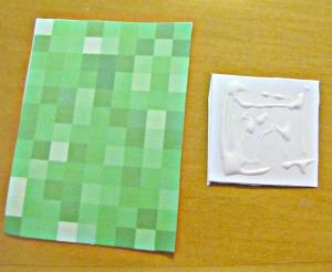 Minecraft Creeper Corner Bookmark (5)