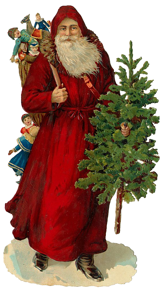 free victorian christmas clipart - photo #8