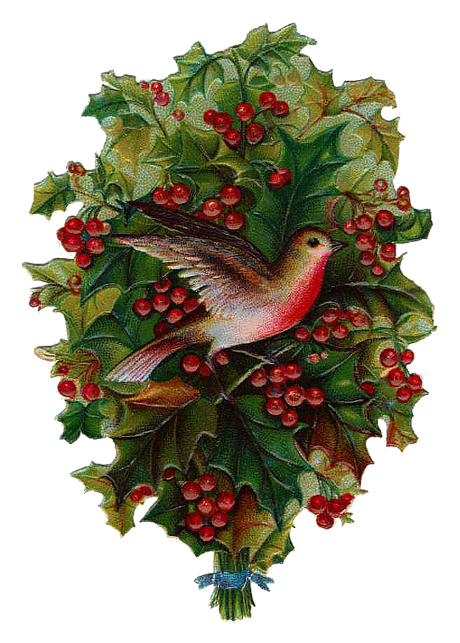 free victorian christmas clipart - photo #24