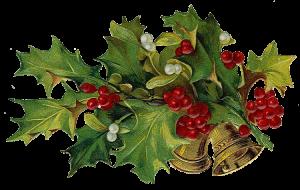 Vintage Victorian Christmas Die Cut Clip ArtVintage Victorian Christmas Die Cut Clip Art