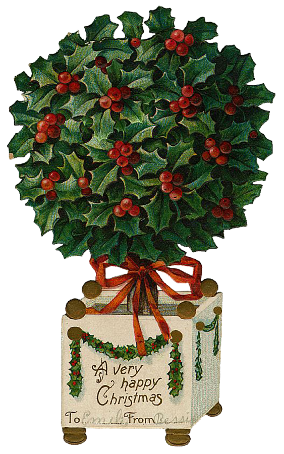 free victorian christmas clipart - photo #18